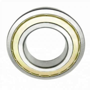 Thin Section Bearing With PA66-GF25 Polyamide Cage Material